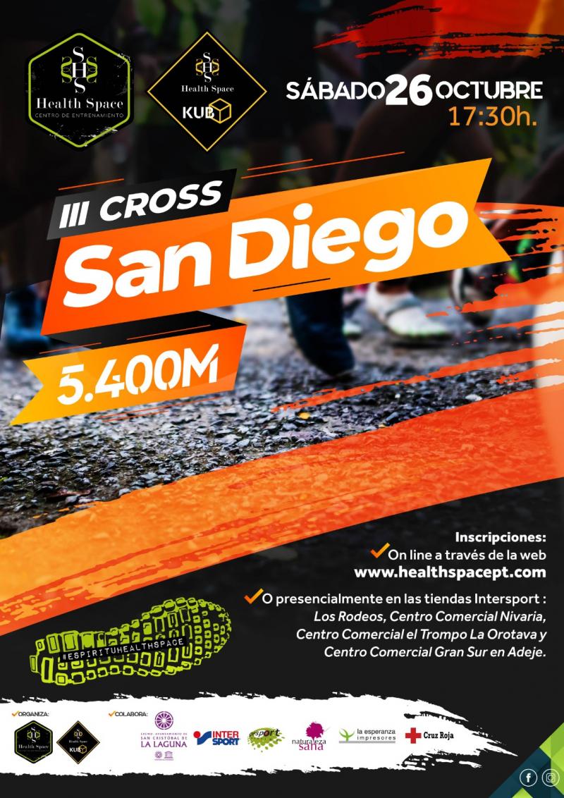 III CROSS SAN DIEGO 2019 - Inscríbete
