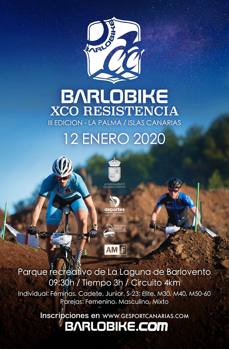 BARLOBIKE XC0 RESISTENCIA - Inscríbete