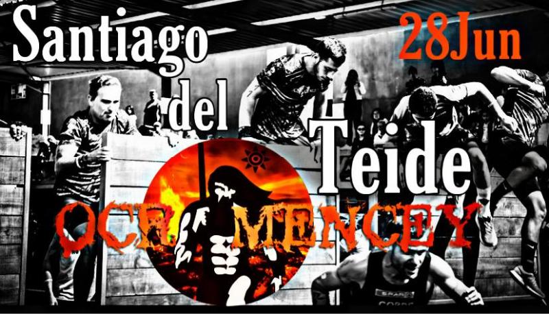 OMR MENCEY SANTIAGO DEL TEIDE - Inscríbete