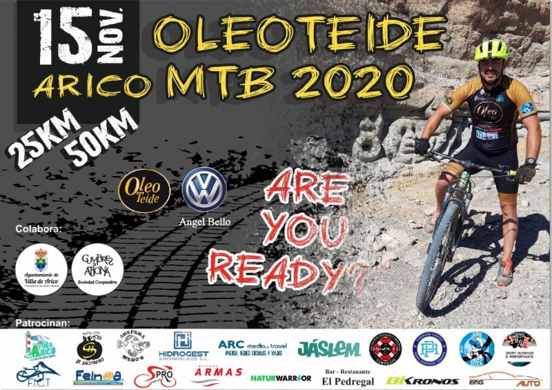 OLEOTEIDE MTB 2020 - Inscríbete