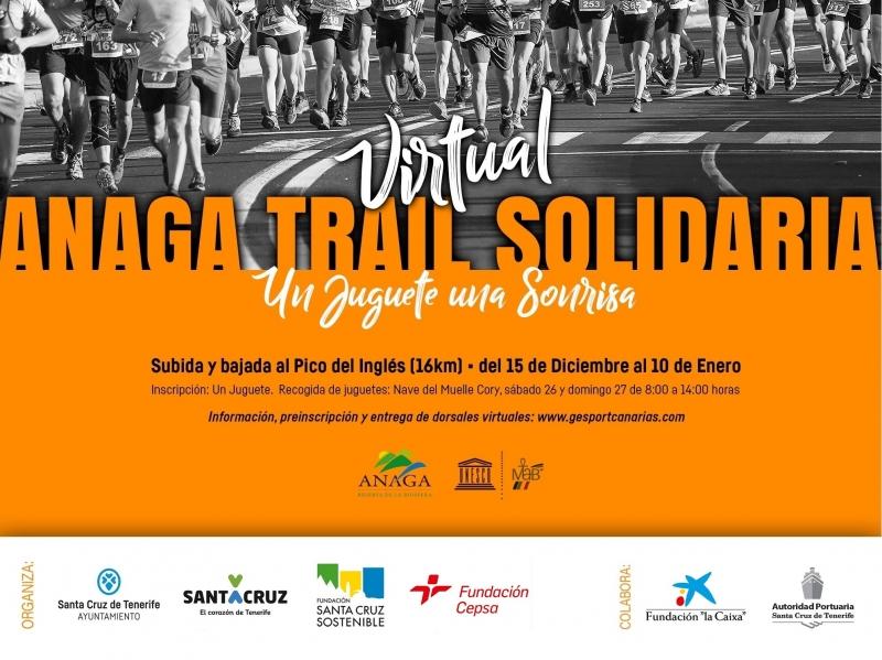 ANAGA TRAIL SOLIDARIA 2020 - Inscríbete
