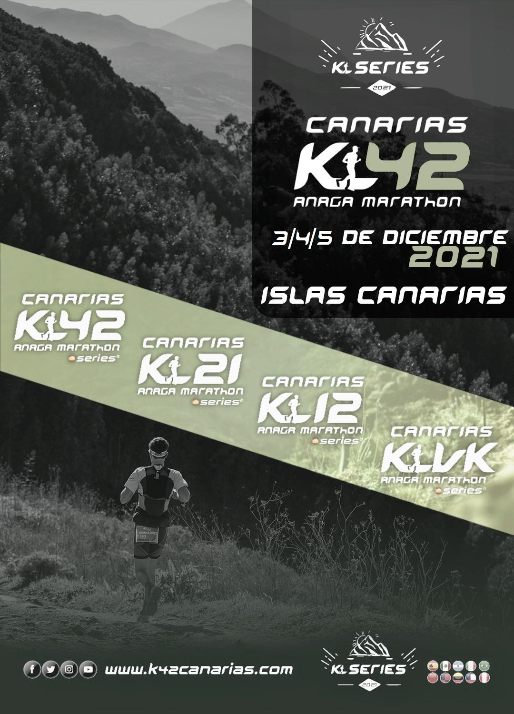 K42 CANARIAS ANAGA MARATHON 2021 - Inscríbete