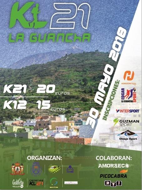 K21 LA GUANCHA - Inscríbete