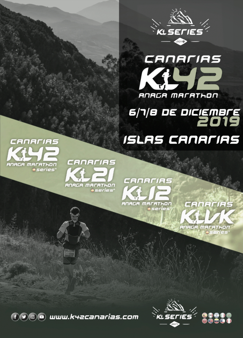 K42 CANARIAS ANAGA MARATHON 2019 - Inscríbete