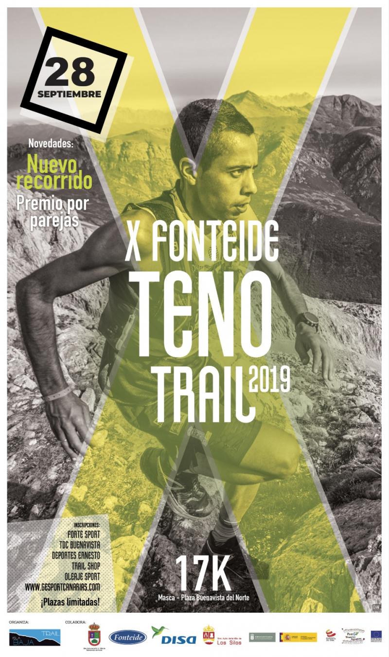 X FONTEIDE TENO TRAIL - Inscríbete