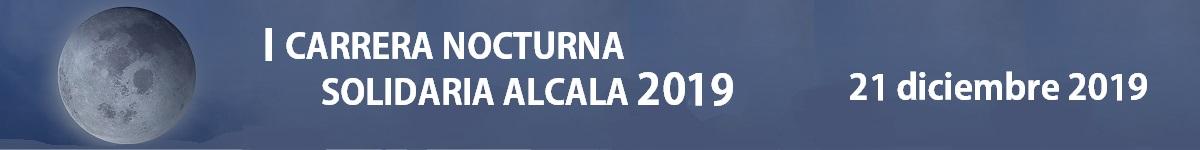 Inscripción - I CARRERA NOCTURNA SOLIDARIA ALCALÁ