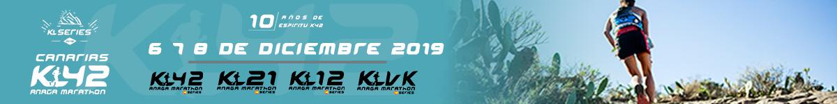 Reglamento  - K42 CANARIAS ANAGA MARATHON 2019